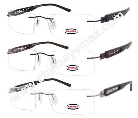 rimless glasses parts louisiana brigade