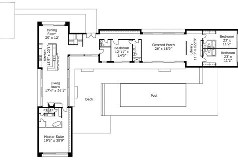 u shaped house plans with courtyard fantastic d tikspor u shaped courtyard house plans shaped house plans