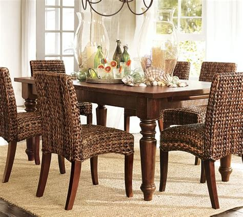 Pottery Barn Kitchen Tables Sumner Extending Dining Table Pottery Barn
