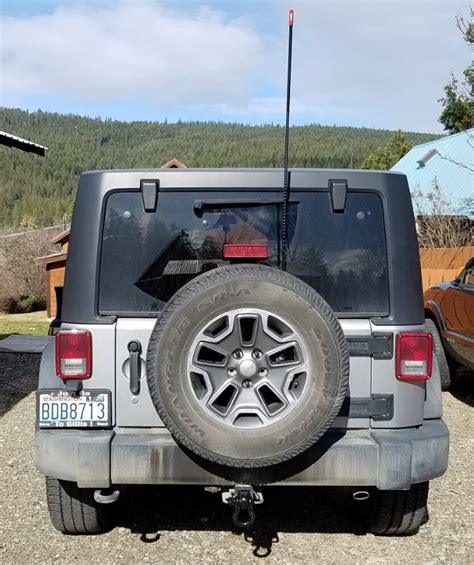 Jeep Jk Antenna Rtpg 2014 Jeep Jk Build Jeep Wrangler Forum