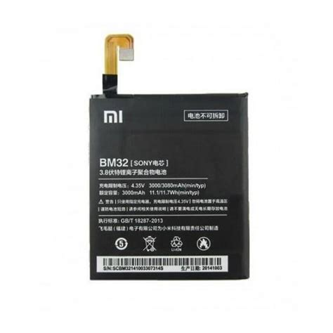 Battery Batre Baterai Xiaomi Mi4i Mi 4i Bm33 Original xiaomi mi3 mi4 mi4i note bm33 bm32 end 4 17 2019 11 52 am