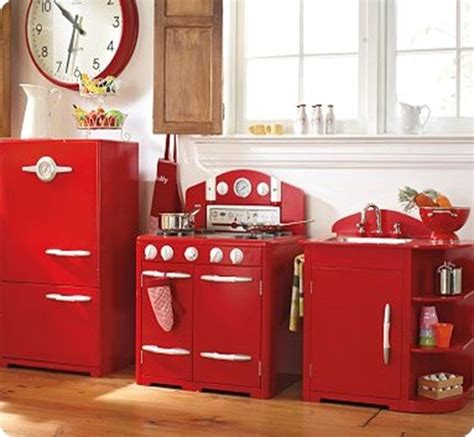 pottery barn kitchen furniture retro play kitchen