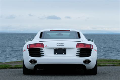 Audi V8 For Sale by 2008 Audi R8 V8 Coupe Silver Arrow Cars Ltd