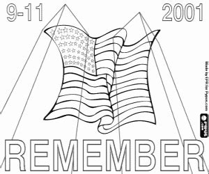 Other Celebrations Holidays And Traditions Coloring Pages Patriot Day Coloring Pages