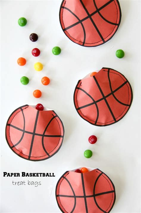 Diy Mickey Mouse Party Decorations Basketball Party Treats And Diy Decorations Landeelu Com