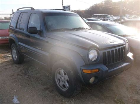 2002 Jeep Liberty Accessories Used 2002 Jeep Liberty Engine Accessories Liberty Ac