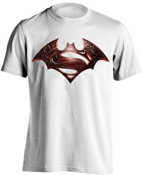 Batman Superman Tshirt t shirt batman vs superman stamaglietteonline