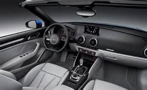 Audi A3 Cabriolet Interior Car And Driver