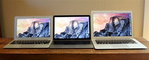 Macbook Air New review the new 12 inch macbook is a laptop without an