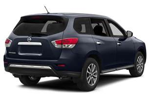 Nissan 2015 Suv 2015 Nissan Pathfinder Price Photos Reviews Features