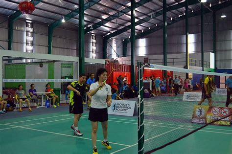 Mba Badminton Tournament by Jz World Malaysia Takes Lead At The 8th Mba