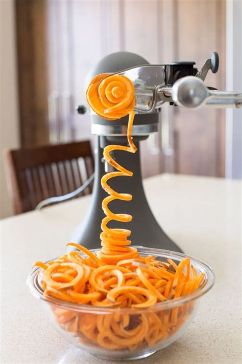 Kitchenaid Spiralizer Curly Fries 17 Best Ideas About Curly Fries On Twist