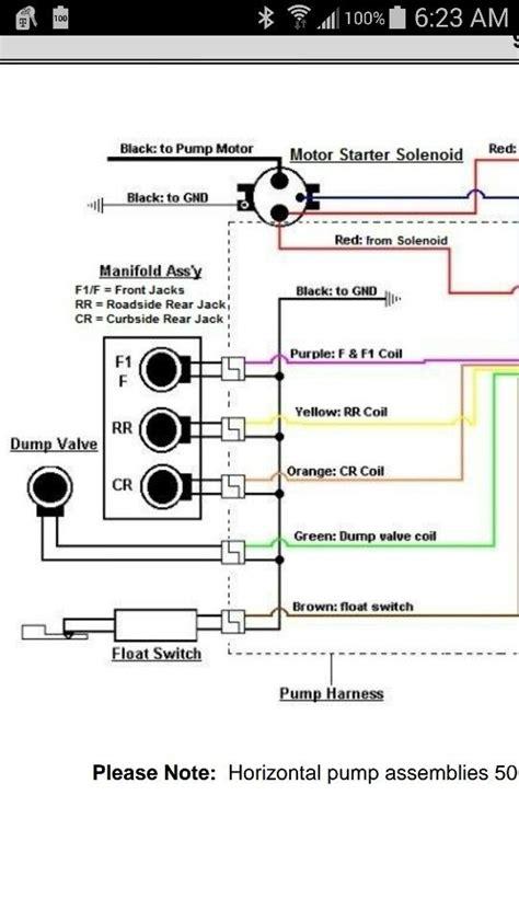 fleetwood motorhome wiring diagram 2000 fleetwood bounder leveling wiring diagram rv