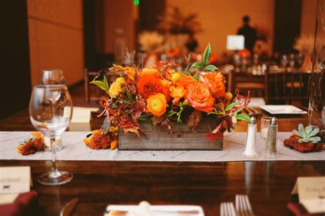 fall themed wedding decorations 30 most beautiful wedding centerpieces for 2016 fall