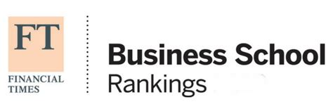 St Ambrose Mba Rank by Universit 228 T St Gallen Neu Auf Platz 4 Im Financial Times