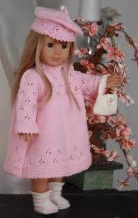 Knitting patterns for american girl doll clothes