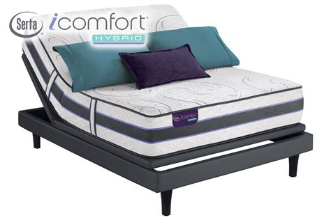 Icomfort Mattress King by Serta 174 Icomfort 174 Hybrid Hb300s King Mattress