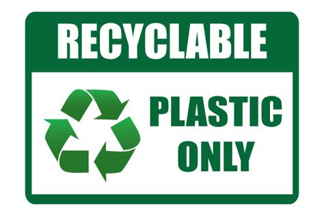 printable paper recycling sign printable recycle plastic only sign free printable signs