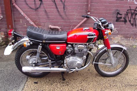 cb350 central motorcycles