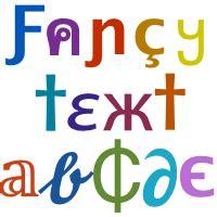 decoration text generator cool fancy text generator stylish letters symbols