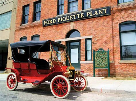 ford tour detroit ford factory tour at the henry ford picture of