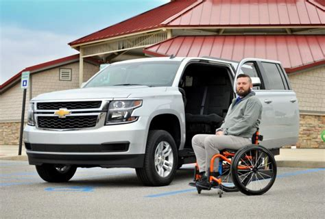 Rollstuhlgerechtes Auto by Wheelchair Accessible Suv Superior Mobility