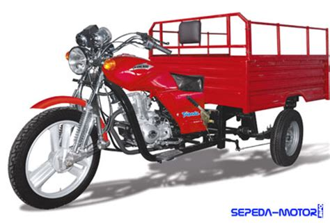 daftar harga sepeda motor roda tiga viar tossa