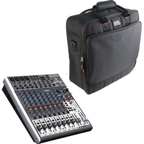 Mixer Xenyx X1622usb behringer xenyx x1622usb 16 channel usb mixer with padded bag