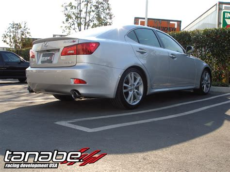 39 08 lexus is250 awd page 2 official tanabe medalion touring exhaust 2006 2008 lexus