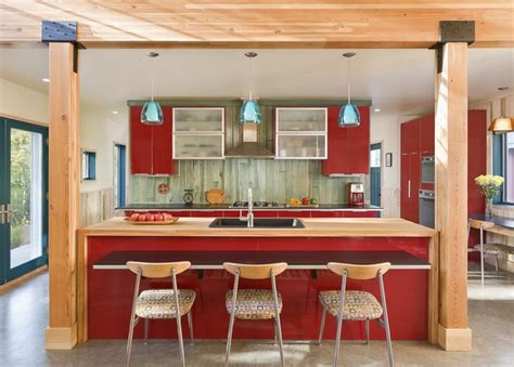 red and blue kitchen red white and blue kitchen decor to welcome summer