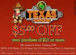 roadhouse coupons roadhouse coupons