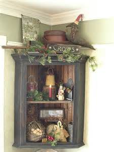 primitive shelves and cabinets 782 best primitive decorating ideas images on