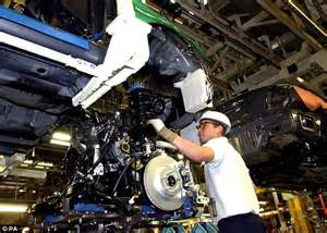Factory Toyota How Calais Strike Has Crippled Toyota S Uk Car Factory