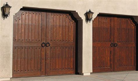 cost of wood garage doors faux wood garage doors cost design ideas image mag