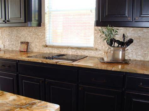 Home Decor Plano Tx espresso cabinets traditional kitchen
