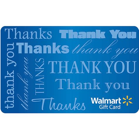 printable thank you cards walmart thank you text gift card walmart com