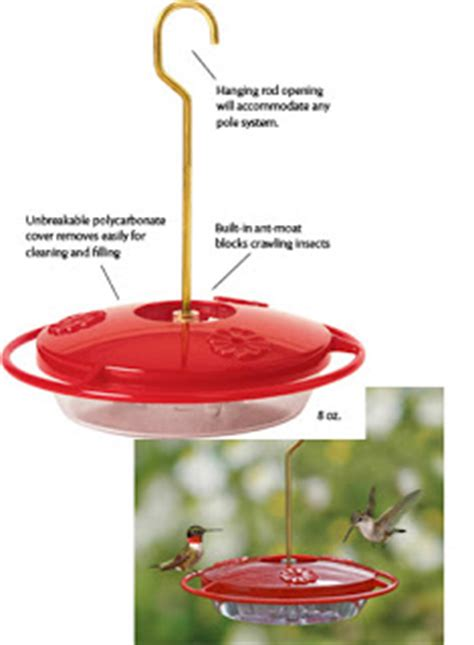 wild birds unlimited how to keep bees and ants away from