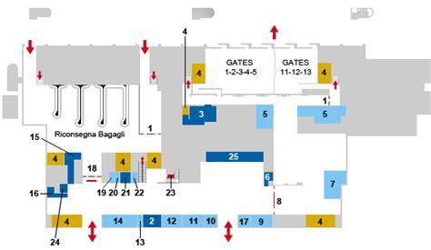 ufficio passaporti trieste mappa aeroporto flytrieste