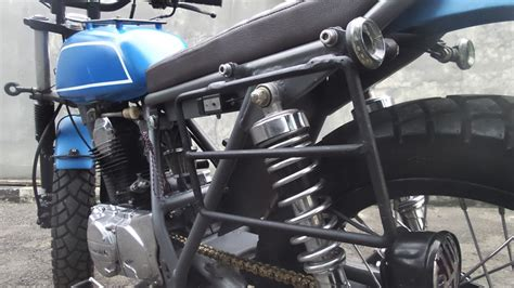 Jok Suzuki A100 By Classic Mart modifikasi kawasaki binter merzy 83 siap diajak pelesiran