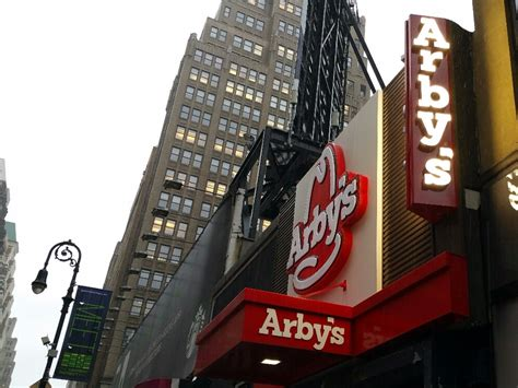 The first Arby's in Manhattan in 7 years will be ... Arby S Deutschland