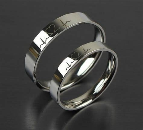 best 25 couples wedding rings ideas on