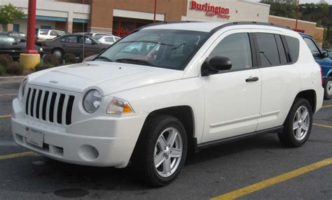 compass jeep 2009 2009 jeep compass information and photos zombiedrive