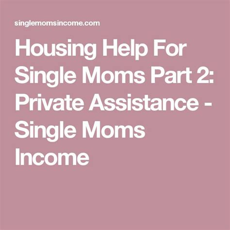 government housing loans for single moms best 25 help for single moms ideas on pinterest single