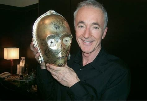 anthony daniels imdb interview anthony daniels on star wars the clone wars