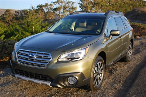 Subaru Outback 3 6r Limited Review by Review 2015 Subaru Outback 3 6r Limited Car Reviews And