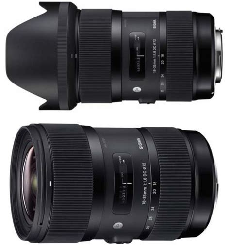 Lensa Sigma 18 35mm F 1 8 Dc Hsm easyphotography bring your into a picture