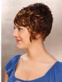 side view modified stacked hairstyle short hair style cutting instructions