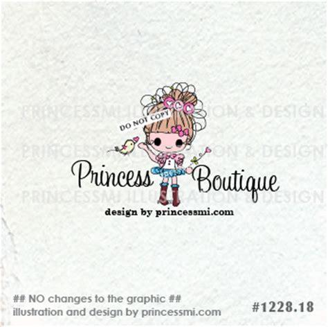 doll logo design 1228 18 girl logo doll logo children logo child