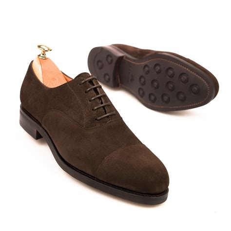 brown suede oxford shoes oxford shoes 732 forest