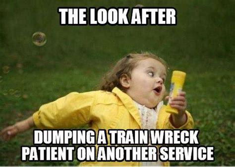Medical Meme - trainwreck gomerblog